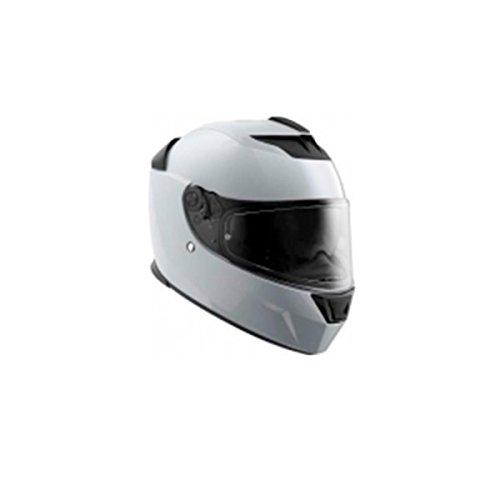 Casco Moto BMW Motorrad Street X Ece - Vari Colori -, Light White, 57/58 ECE