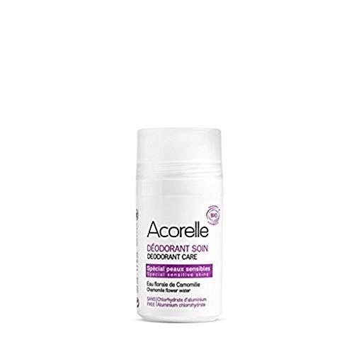 Acorelle Desodorante para cuidado de pieles sensibles–50ml