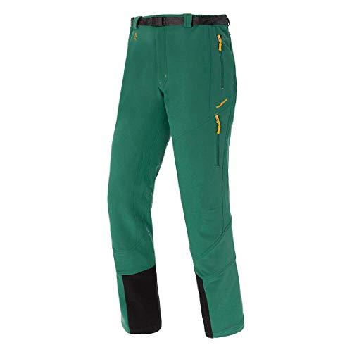 Trangoworld pc008102 – 4t0-s Pantalon Long, Homme, Vert Chasse, S