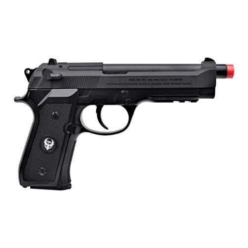 H F C Softair 0,9 Joule Pistola HG-126 Nera (HG 126N)
