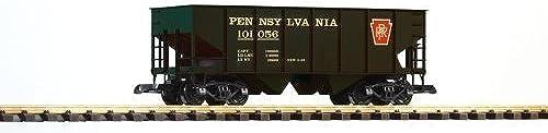 punto de venta en línea PIKO G SCALE MODEL MODEL MODEL TRAINS - PRR RIB-SIDE HOPPER 101056 BRUNSWICK - 38821 by PIKO  alta calidad general