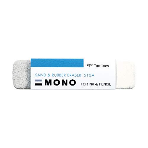 トンボ鉛筆 消しゴム モノ砂ラバー ES-510A