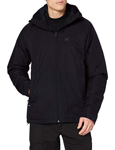 MILLET - Fitz Roy Insulated Jacket - Wasserdichte Jacke für Herren - Wandern, Trekking, Urban - Schwarz