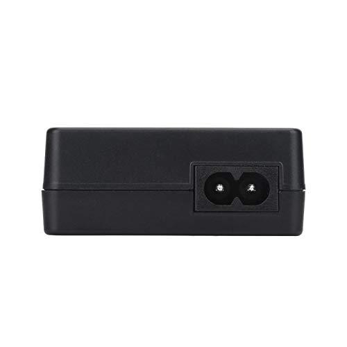 Accesorio de cámara, cargador de batería de cámara negro con carga IC inteligente para 650D para 550D para 700D para 600D(Transl, Normativas europeas)