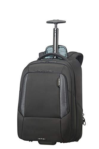 SAMSONITE Cityscape - Tech Laptop Backpack with Wheels Rucksack, 48 cm, 30 Liter, Black