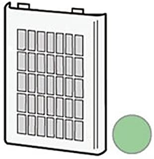 シャープ プラズマクラスターイオン発生機用フィルター2813370035(吸込口・1枚)(グリーン系)[適合機種]IG-C20-G