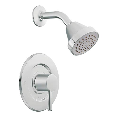 check Price Moen T2702 Level Posi Temp Shower Trim Kit without