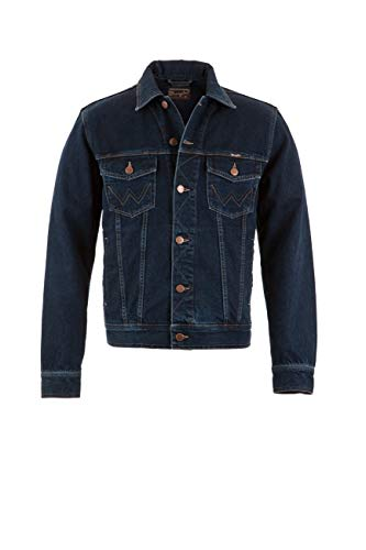 Wrangler Herren Jeansjacke Authentic Western Jacket