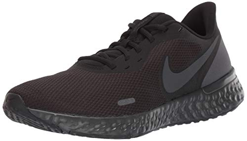 Nike Men's Revolution 5 Running Shoe, Black/Anthracite, 11 Regular US