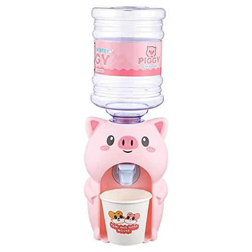 KESYOO Mini Water Dispenser Toy Miniature Household Water Cooler...