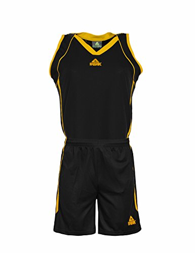 Peak Sport Europe Basketball Team Uniform Set Trikot und Shorts - Prenda