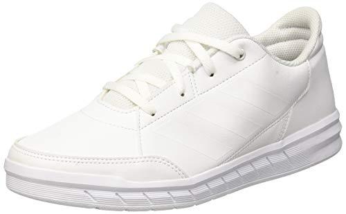 adidas Unisex-Kinder Altasport K Gymnastikschuhe, Weiß (Ftwr White/Ftwr White/Grey Two F17 Ftwr White/Ftwr White/Grey Two F17), 34 EU