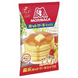 森永製菓 ホットケーキミックス600g(150g×4袋)×12袋入×(2ケース)