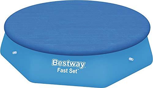 Bestway 3,05 m Abdeckplane Fast Set Pool Quick up Pool Ø 305 cm