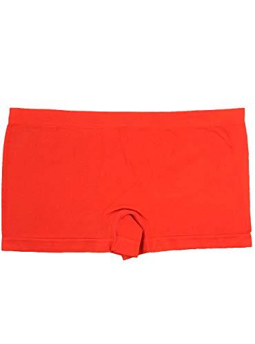 LisaModa Mädchen Panty 4er Pack Seamless Bunt Uni 128-134 (4-6)