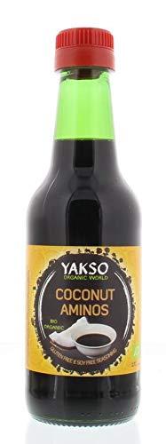 Yakso Coconut Aminos 250 ml