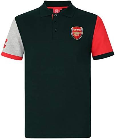 Arsenal FC - Polo oficial para hombre - Con el escudo del club