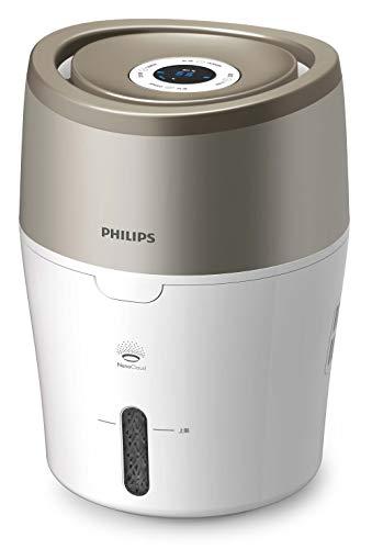 Philips Luftbefeuchter mit hygienischer NanoCloud-Technologie, HU4803/01 (Raumgröße bis zu 25m²)