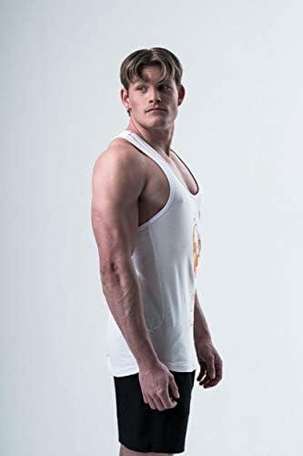 Veni VIDI VICI Stringer AESTHETIC LEGACY Premium Zyzz Fitness-Training Workout /& Gym Slim-Fit Herren Tank-Top Sport perfekt f/ür Bodybuilding