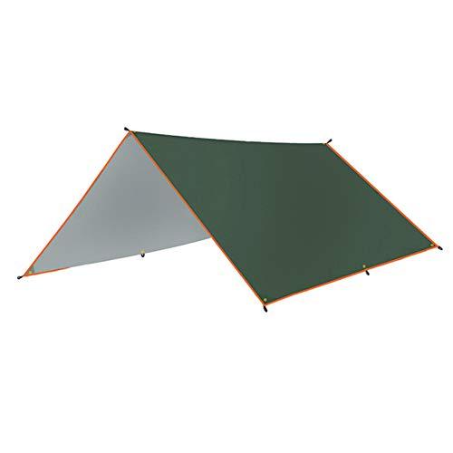 HAOXIU Toldo de 4 x 3 m, 3 x 3 m, toldo impermeable, ultraligero, para jardín, camping, playa