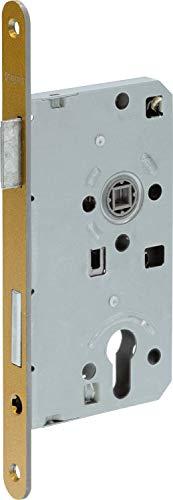 ABUS 61703 ES PZ2 L G 55 72 20 Einsteckschloss, Gold, 20mm