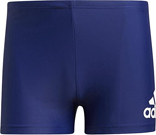 adidas FIT Bx BOS Swimsuit, Victory Blue/White, 7 Mens