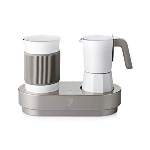 OMING Máquina de café de cápsulas Cápsula Máquina de café Espuma de Leche de la...