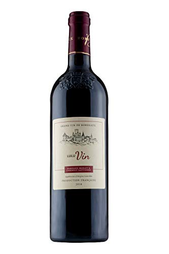 LuluVin Bordeaux Merlot & Cabernet Sauvignon