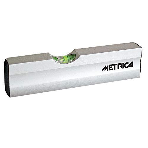 Metrica 31021 Mini Livella Tascabile 1 Fiala 100 mm