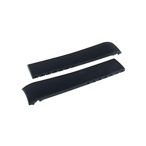 Longines Cinturino Silicone Conquest Vhp 20mm, Nero
