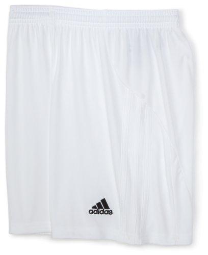 Adidas Big Girls' Elebase Short,Diva/White,X-Large