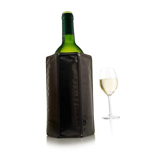 Vacu Vin 38804606 Active Cooler Weinkühler-Gel-Packung, plastik, schwarz