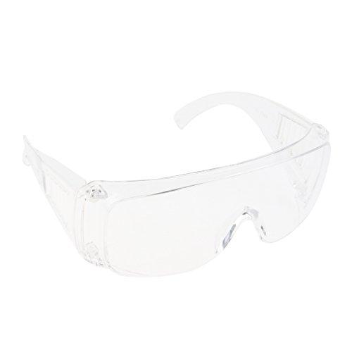 yotijar Sustitución completa de las lentes ópticas transparentes de las gafas de seguridad.