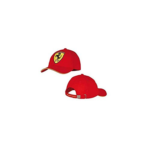 Ferrari Gorra Hombre Escudería Tradicional