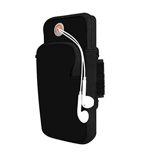 Sport Armband Handytasche für Handys bis zu 5,5 Zoll Smartphone Laufen Sportarmband Fahrrad Fahren Halter Tasche