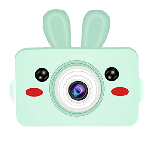 Review Of Glumes Cute Rabbit Shape Kids Digital Camera Video Cameras Children Digital Camcorders - H...