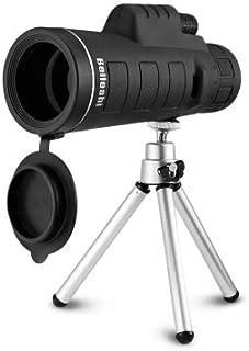 Cshine Upgraded 10X42 Dual Focus Monocular Telescope with HD Optic Lens