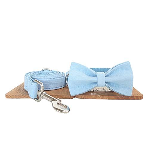 Guangruiorrty - Juego de cuerda de tracción para mascotas con lazo ajustable