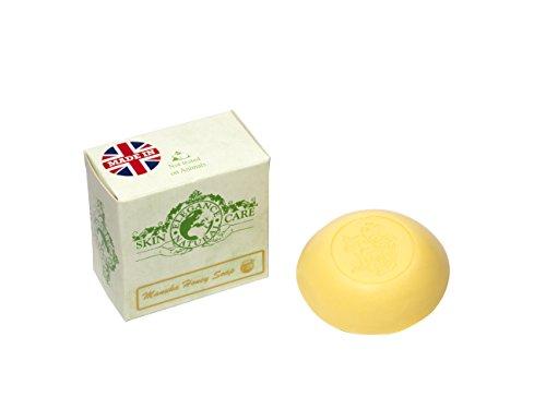 Manuka Honig Seife 100g Hergestellt in Großbritannien von Elegance Natural Skin Care …
