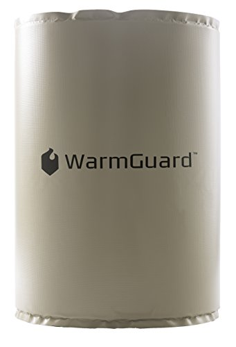 WarmGuard WG55F Insulated Full Coverage Drum Heating Blanket...