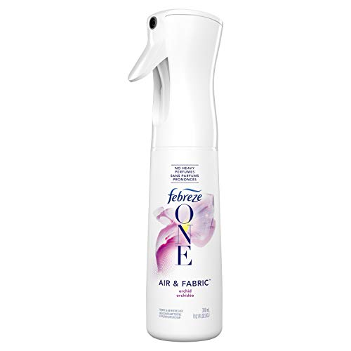 Febreze One Orchid Fabric and Air Freshener Starter Kit - 10.1 fl oz