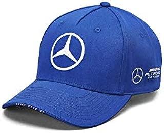 Mercedes AMG Petronas Motorsport 2019 Valtteri Bottas Cap Blue