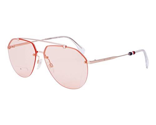 Tommy Hilfiger zonnebril (TH-1598-S DDBU1) roségoud - roze