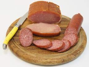 Wurstpaket Salami Schinken Set | Edelsalami & Premium Lachschinken geräuchert | als Geschenk verfügbar