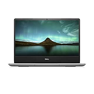 "Dell Inspiron 14-5480 Ordinateur Portable 14"" Full HD Argent (Intel Core i7, 8Go de RAM, Disque Dur 1To + SSD 128Go, NVIDIA MX250 2Gb, Windows 10 Home) Clavier AZERTY Français [Ancien Modèle] (B07QC8WDKS) 
