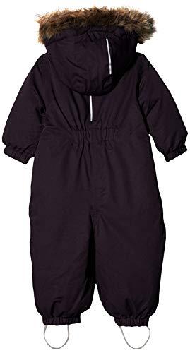 NAME IT Baby-Mädchen NMFSNOW10 Suit 1FO Schneeanzug, Violett (Mysterioso Mysterioso), (Herstellergröße: 92)
