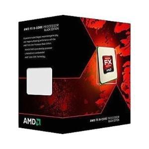FD9370FHHKWOF - AMD FD9370FHHKWOF AMD FX-9370 Vishera Procesador de ocho núcleos con zócalo AM3+, 4,4 GHz, Ret