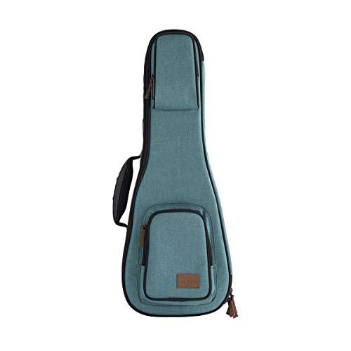 Kala DC-B-TQ Sonoma Coast Baritone Ukulele Soft Case - Bodega Blue