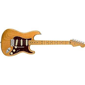 Fender American Ultra Stratocaster Aged Natural w/Hardshell Case