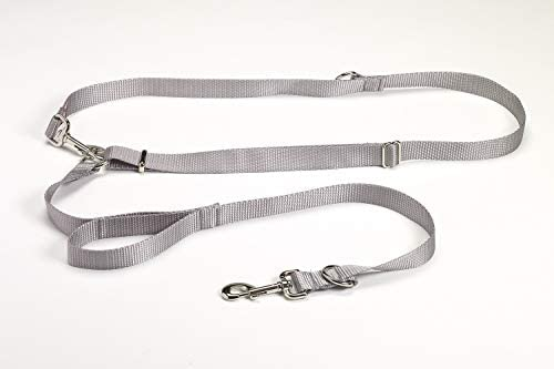 HK 9 Designs Hands Free Leash for Hiking Walking Running Adjustable in Length and Over Your product image